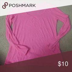 Size medium long sleeve shirt Barely worn medium long sleeve shirt. Reasonable offers accepted. Old Navy Tops Tees - Long Sleeve