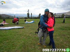 Parapente Cursos Ibarra Ecuador Puedes aprender parapente en nuestra escuela , y podras volar solo y disfrutar de la adrenalina y el paisaje.