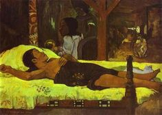 Nativity - Paul Gauguin