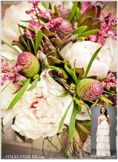 BHLDN inspire bouquet   Estera Events