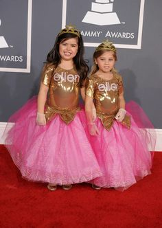 These girls are adorable!! Shame on the people that were commenting on Yahoo making fun of them