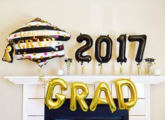 2017 and GRAD Balloo