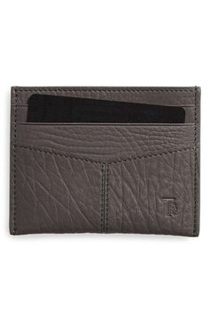 TOD'S Leather Card Case. #tods #bags #leather