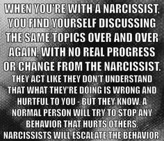 Narcissist quotes