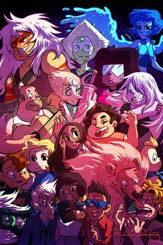 Steven Universe by vapidity on DeviantArt