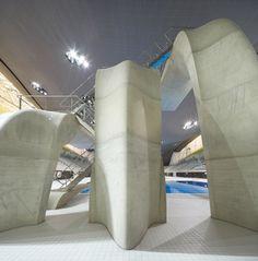 Gallery of London Aquatics Centre for 2012 Summer Olympics / Zaha Hadid Architects - 18