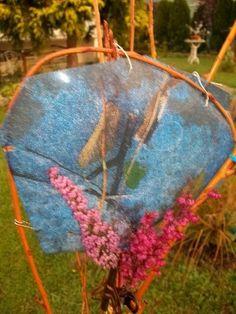 Glaçons Land Art chez Dom