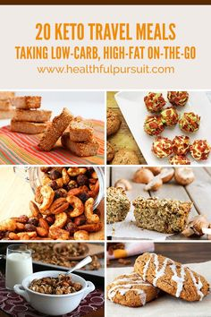 20 Keto Travel Meals: Taking Low-Carb, High-Fat On-the-Go