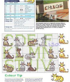 Gallery.ru / Фото #4 - cross stitch pattern - emmnys