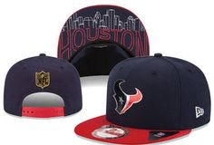 Houston Texans Draft On Stage Snap back Hat