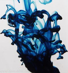 #ink #photography #blue