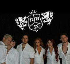 RBD Photoshoot CD Empezar Desde Cero (2007)