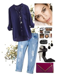 """""""work"""" by yana-dulina ❤ liked on Polyvore featuring Topshop, Sole Society, MANGO, ALDO, Kenneth Jay Lane and Vince Camuto"""