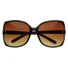 6541568b600087 Womens Fashion Oversize Designer Square Sunglasses 2384 from zeroUV. Saved  to Shades .