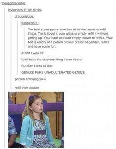 This evil genius.