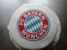 Bayern München taart