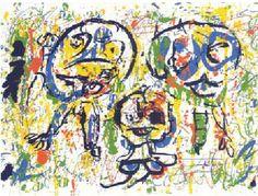 Washington Barcala (Montevideo, 1920-1993)   s/título (1964) | Serigrafía