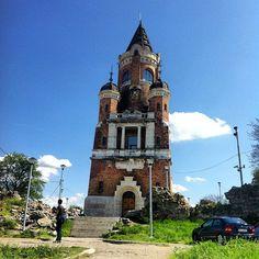 Kula Gardoš in Земун, Central Serbia