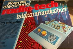 kosmos radio tech 1987, TOP , kompl.   eBay