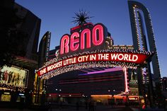 What to Do, See, and Eat in Reno, Nevada