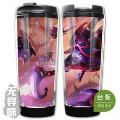 League of Legends LOL Wicked Lulu Plastic Coffee Cup