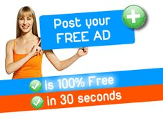 post a free ad