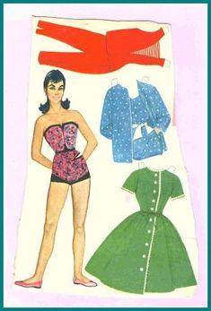 Ingrid Molzen. PDsamler. Online Interest Group on paper dolls.Ota manikin Birgitte