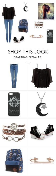 """""""Lola Marin"""" by leah-holly-walker ❤ liked on Polyvore featuring Calvin Klein, Lipsy, Jewel Exclusive, Vans and CC SKYE"""