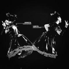 #Babymetal - #YuiMetal - #MoaMetal - #BlackBabymetal