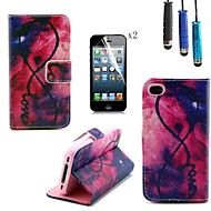 Flame Pattern PU Leather Cover with Card Slot wit... – EUR € 10.88