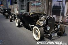Old School Hot Rod Art | From what I can see, these are pretty hardcore devotees and were ...