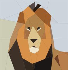 Quilt Art Designs: Safari Patterns