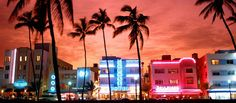Pretty sure South Beach is my fave <3 Miami, FL