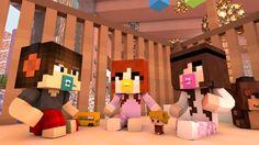 Minecraft: A FESTA DO PIJAMA DOS BEBÊS! - VIDA EM OUTRO MUNDO #59
