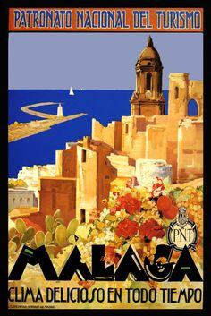 Malaga _____________________________ Espagne ~ España ~ Spain