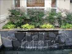 garden water wall | Decor for the Outdoors - For Landscaping Ideas, Images and Inspiration
