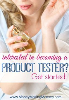 Love the idea of being a product tester? Enjoy snagging free samples or being the first to know about new products? This is a huge list of sites that need product testers NOW! #workathome