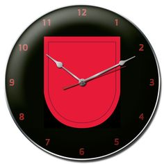 77th Special Forces Group Clock