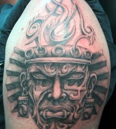 Aztec Tattoos - Tattoos.net