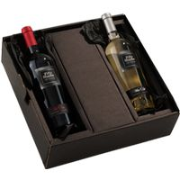 The Ultimate Fifty Shades of Grey Wine 2-Bottle Gift Set