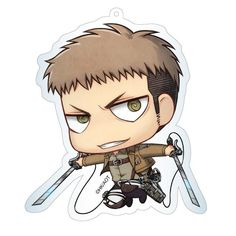 Shingeki no Kyojin Attack on Titan Jean Kirschstein