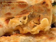 Μαραθόπιτες Κρήτης - cretangastronomy.gr Moussaka, Greek Recipes, Dessert Recipes, Desserts, Mashed Potatoes, Chicken, Ethnic Recipes, Food, Crete