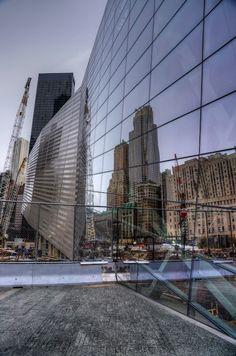 WTC Memorial reflections