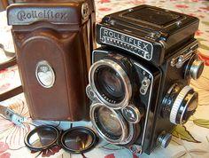 Rolleiflex Medium Format