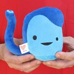 Testicle Plush - Having a Ball! @Nickie Rondeau ....buying this for gary's snip!