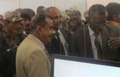 اخر اخبار اليمن - محافظ حضرموت يفتتح الصالات الجديدة بمطار سيئون الدولي