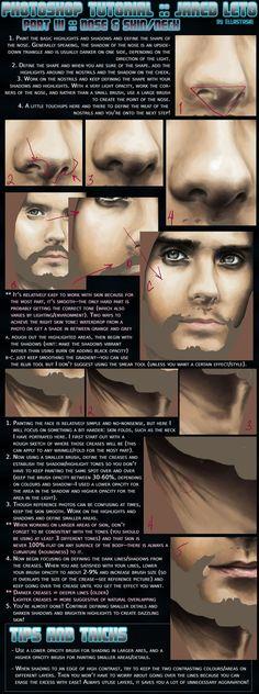 T3 Nose and Skin by ellastasia on deviantART