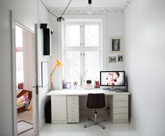 white | black | yellow | office