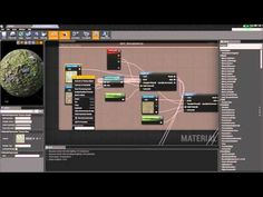 Unreal 4 Tutorial: Create a Game Environment: Part 1 - YouTube