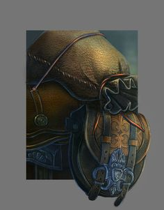 ArtStation - Bag, Vera Shcherbak